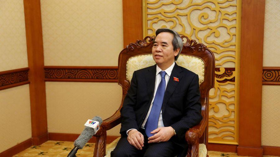 Ông Nguyễn Văn Bình: Sức mạnh của mỗi quốc gia thể hiện ở tính ưu việt của thể chế phát triển kinh tế