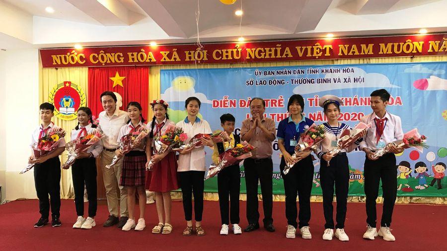 Khánh Hòa: 'Chung tay bảo vệ trẻ em, phòng, chống xâm hại trẻ em'