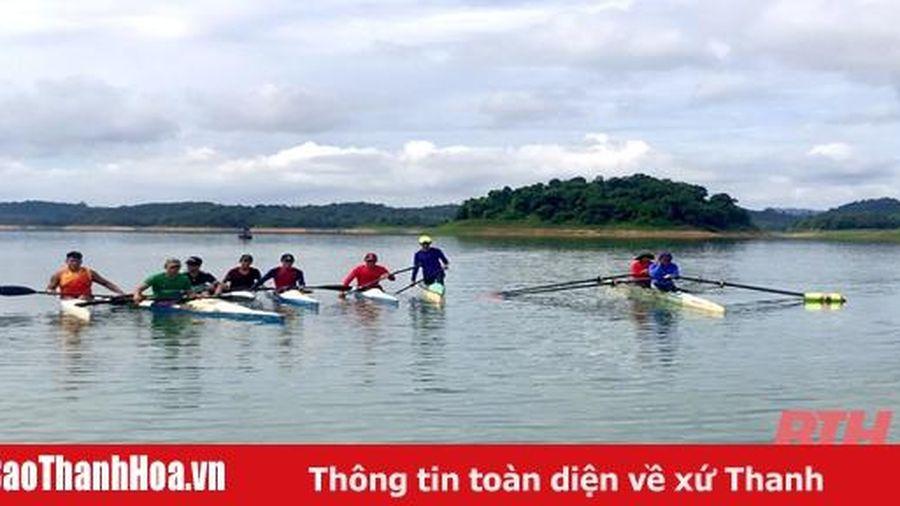 Bộ môn đua thuyền nỗ lực vượt khó, khẳng định thế mạnh của thể thao Thanh Hóa