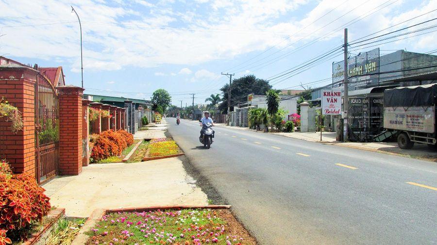 Những con đường làm từ sức dân