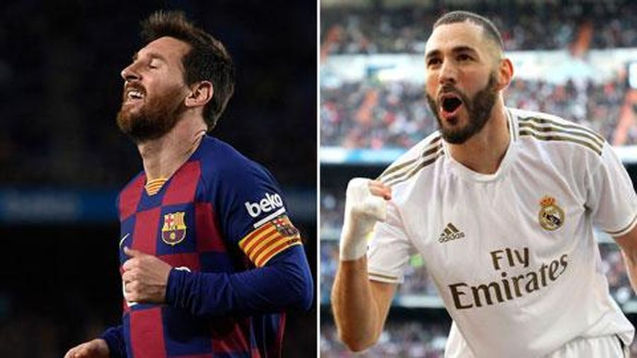 Vua phá lưới ở La Liga: Chờ xem bất ngờ thú vị