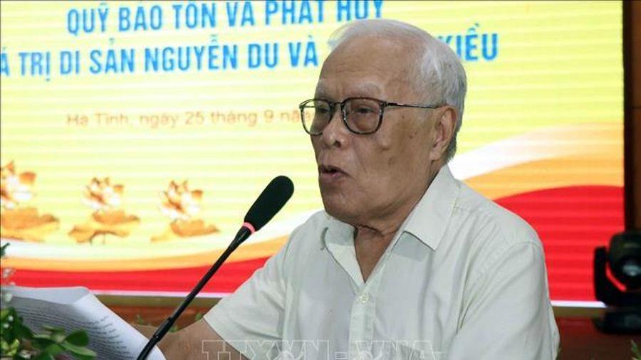 Hội thảo khoa học 'Tiếng Việt trong Truyện Kiều'