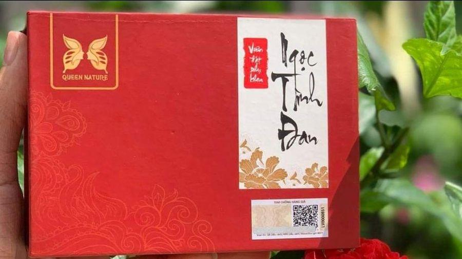 Lasva: Sở Y tế Hà Nội sẽ thu hồi số công bố của hai sản phẩm viên đặt phụ khoa 'Ngọc tình đan' và 'Diệp thảo an nữ'