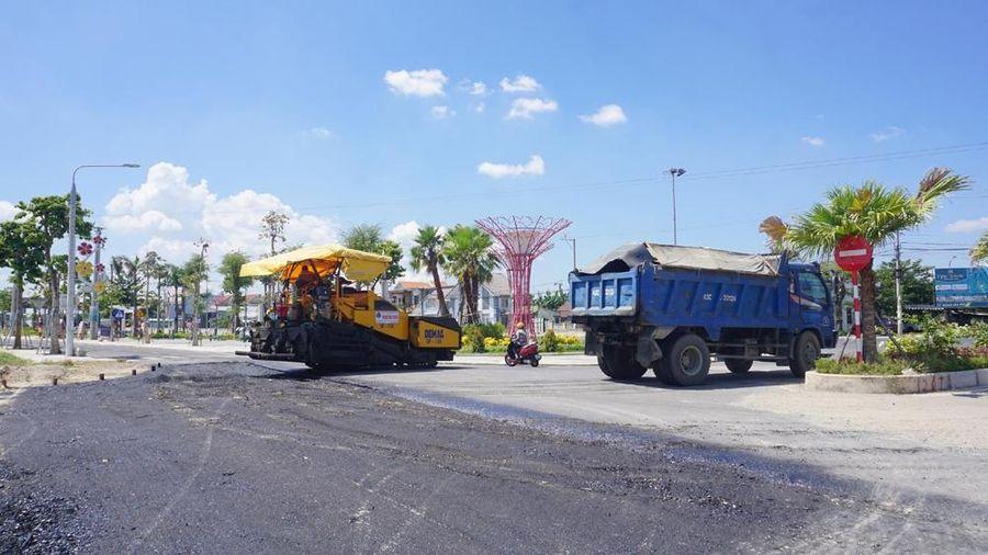 Quảng Nam: Xây dựng cầu bắc qua sông Vĩnh Điện - Cú hích phát triển thị xã Điện Bàn