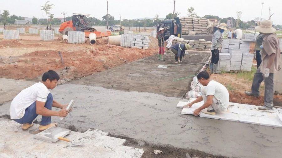 Tam Đảo (Vĩnh Phúc): Phấn đấu hoàn thành các dự án theo kế hoạch