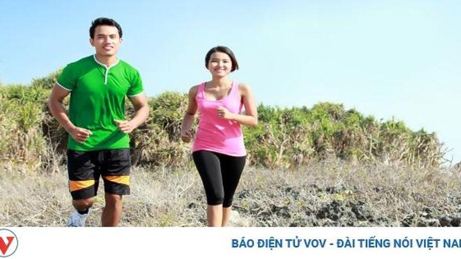 Chạy bộ đúng cách để cải thiện sức khỏe
