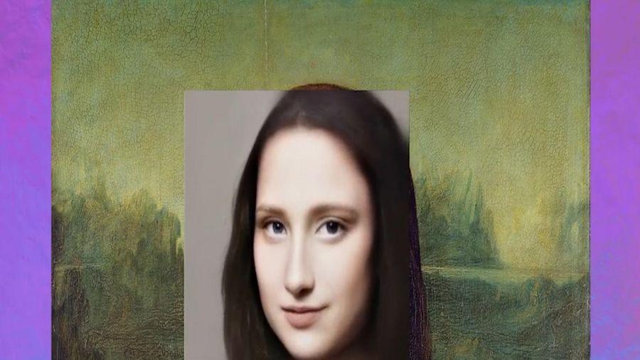 Ngắm Mona Lisa mô phỏng qua bàn tay 'phù thủy AI'