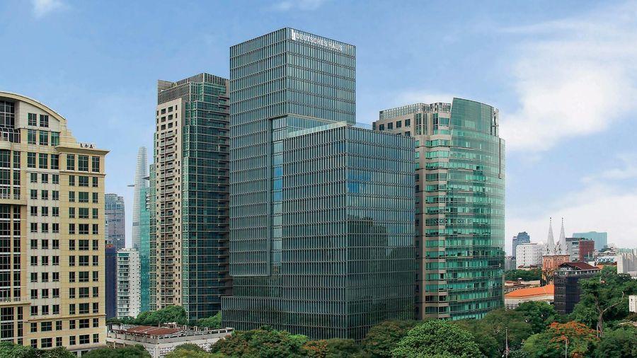 TP.HCM: Giá thuê văn phòng cao nhất ở mức 66 USD/m2/tháng