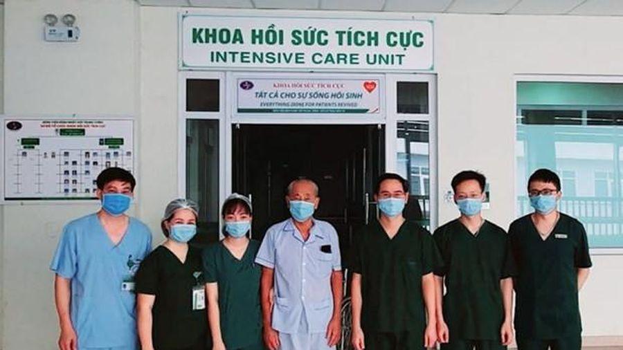 Chiều 25/9: Việt Nam điều trị thành công cho 999/1.069 bệnh nhân dương tính với Covid-19