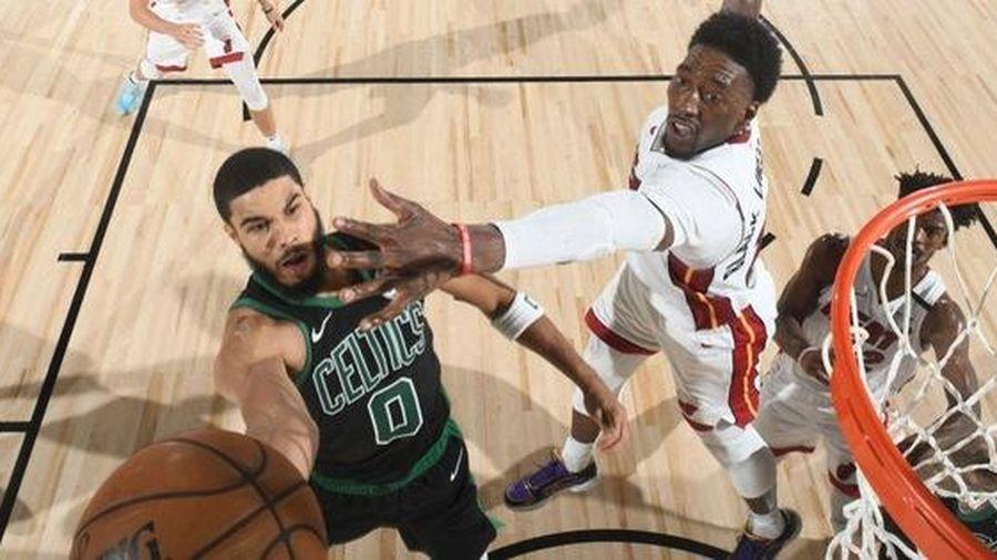 Bùng nổ ở hiệp 3 trước Miami Heat, Boston Celtics làm sống lại hy vọng tham dự NBA Finals
