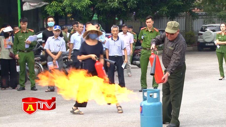 Chủ động phòng ngừa những nguy cơ xảy cháy ở cơ sở