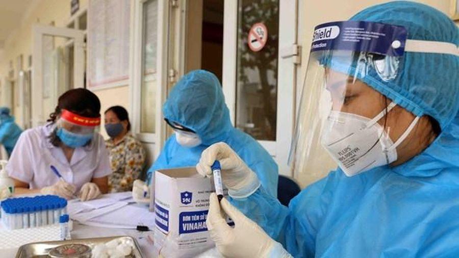 Chiều 26/9: Không ghi nhận ca mắc mới, Việt Nam đã điều trị khỏi 999 bệnh nhân