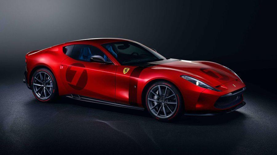 Ferrari Omologata - phiên bản nâng cấp của 812 Superfast