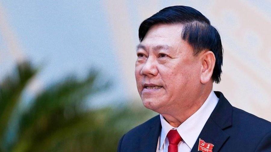 Tiểu sử Bí thư Tỉnh ủy Vĩnh Long Trần Văn Rón