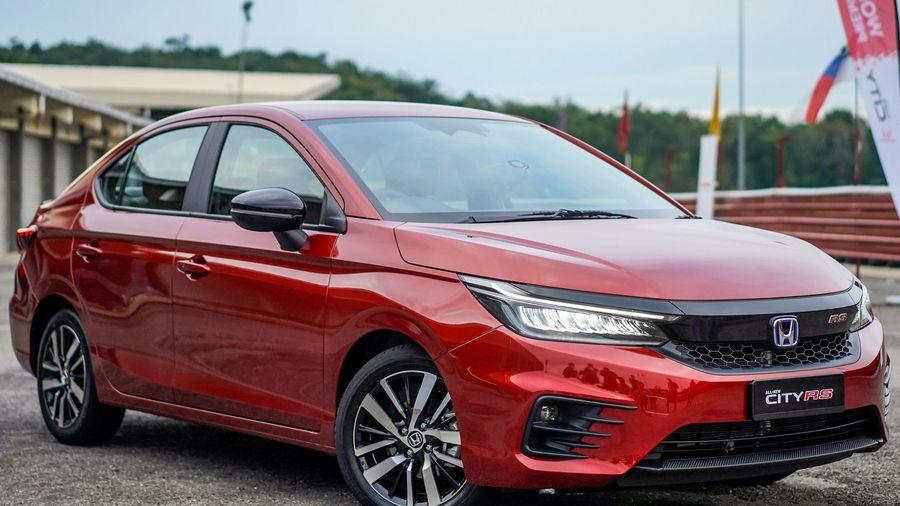 Honda City 2020 được trang bị động cơ hybrid tại Malaysia