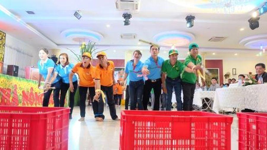 Hội thi 'Nhà nông đua tài' - Ngày hội của Nông dân Mía đường Gia Lai