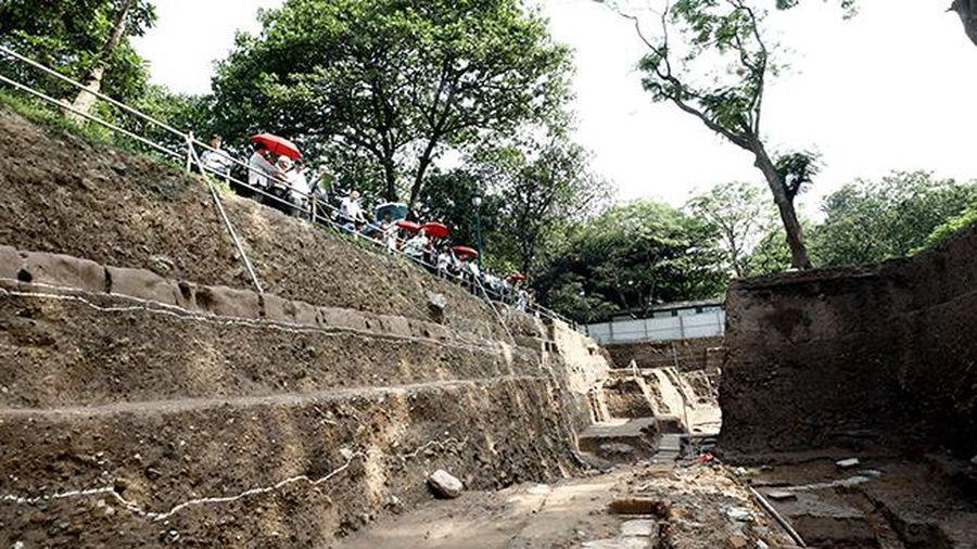 Hành trình tìm hình mẫu bảo tồn di sản khảo cổ