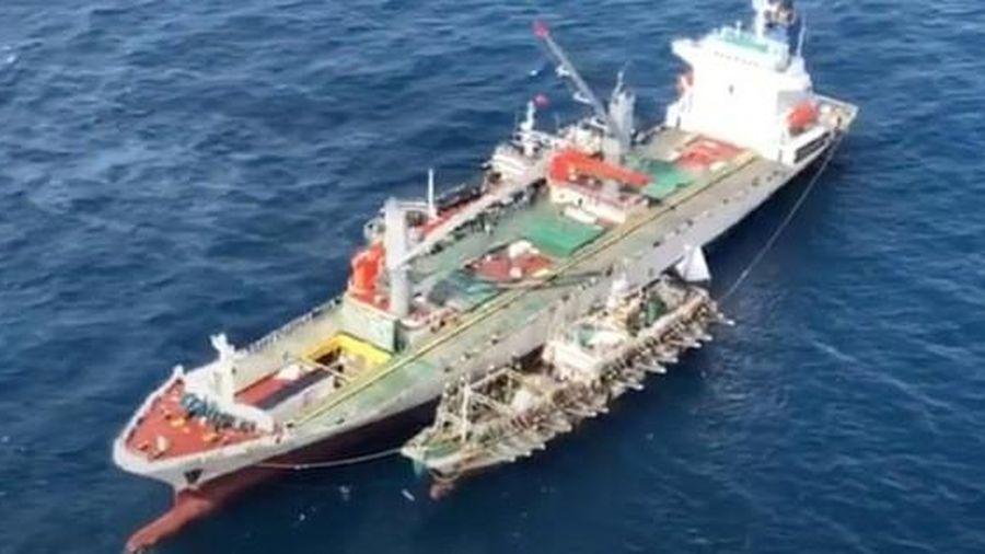 Peru kẹt giữa tranh cãi Mỹ - Trung vì 'hạm đội' tàu cá tận diệt