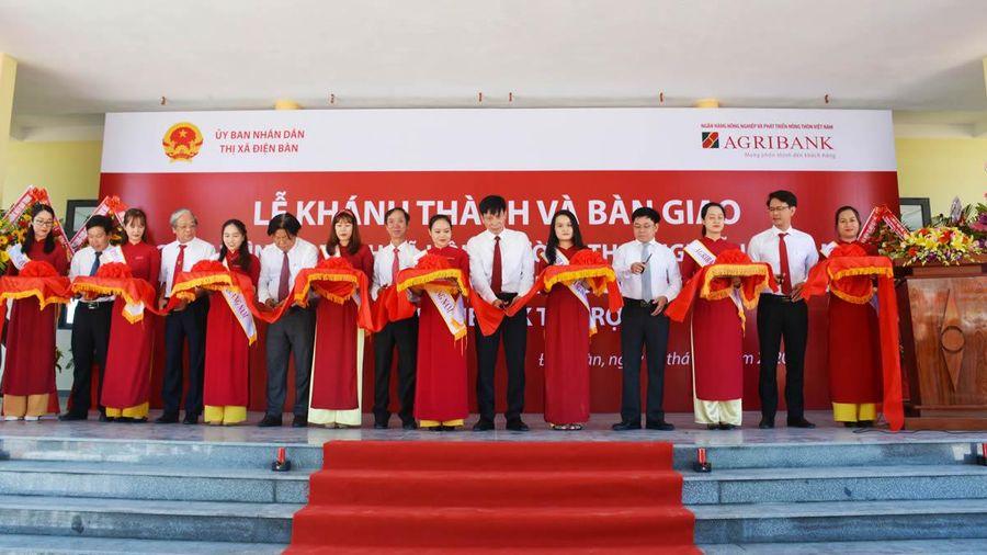 Quảng Nam: Khánh thành và bàn giao trường THCS Nguyễn Đức An