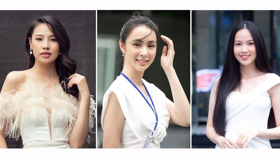 Dàn thí sinh khoe sắc tại Vòng sơ khảo phía Nam Hoa Hậu Việt Nam 2020