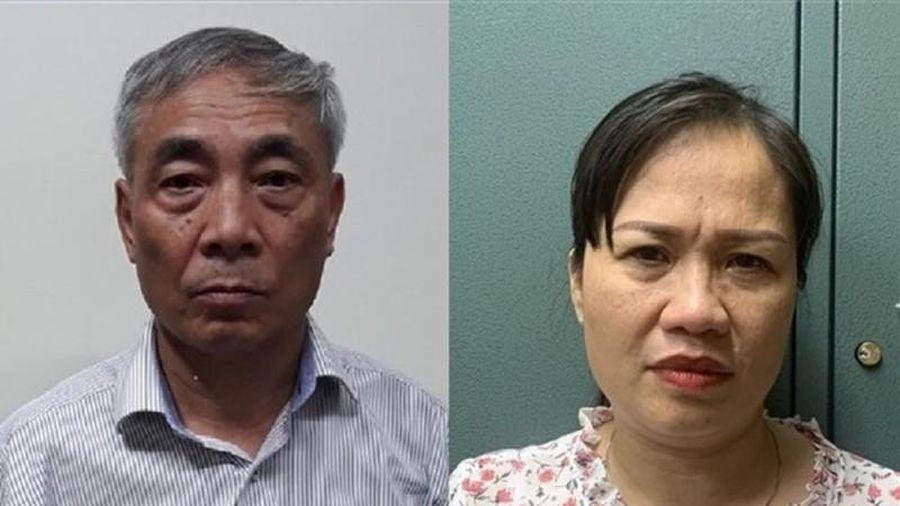 Hai thuộc cấp trợ giúp Nguyên Giám đốc BV Bạch Mai làm sai be bét gì?