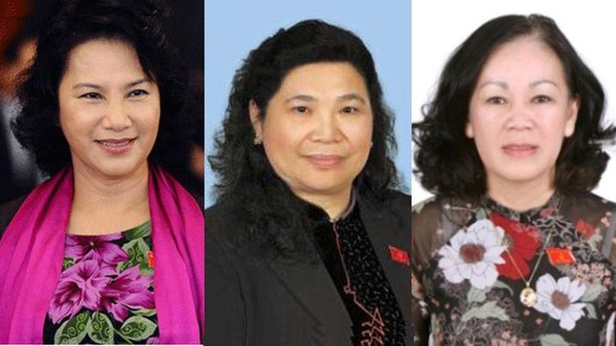 Chân dung những nữ lãnh đạo cấp cao ở Việt Nam