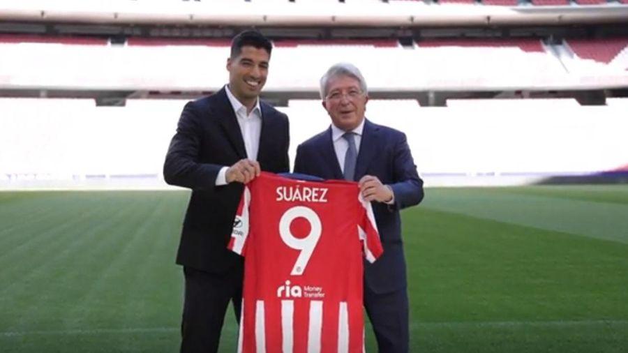 Arturo Vidal dành những lời xúc động cho Súarez