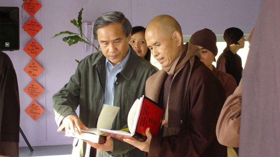 Đại sứ Nguyễn Đình Bin: Công tác cộng đồng - Những năm tháng chẳng thể quên