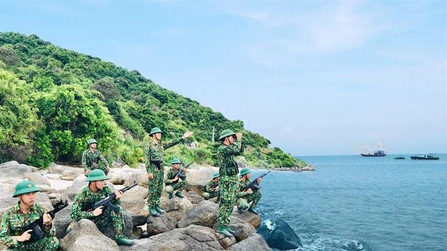 Nỗ lực đảm bảo an ninh trật tự tại khu vực biên giới biển miền Trung
