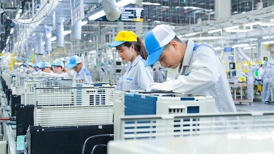 Hơn 21 tỷ USD vốn đầu tư nước ngoài vào Việt Nam