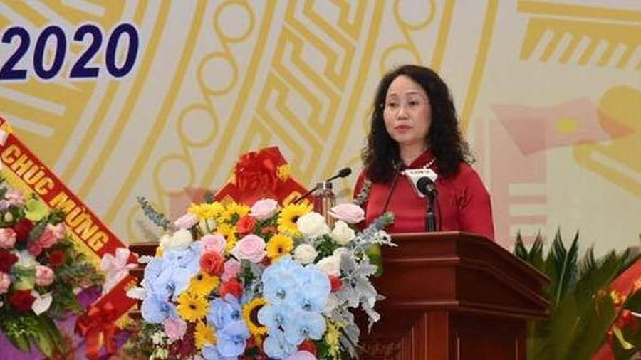 Đồng chí Lâm Thị Phương Thanh tái cử Bí thư Tỉnh ủy Lạng Sơn