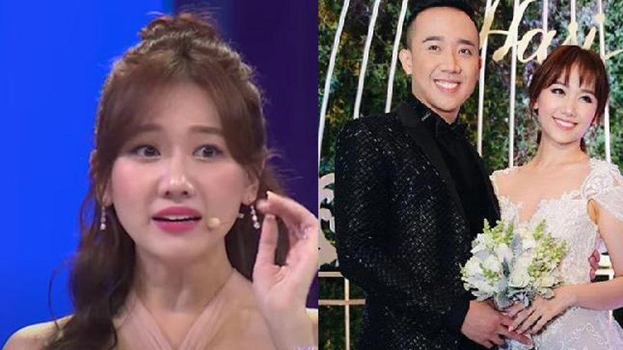 Hari Won tiết lộ lý do đặc biệt giúp Trấn Thành có được thành công như hiện tại