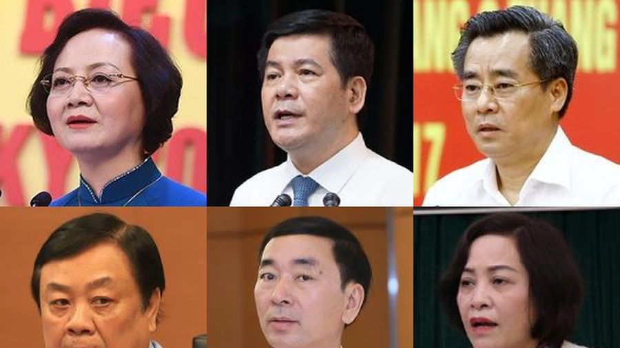12 Bí thư, Chủ tịch tỉnh được điều động về Trung ương trong năm 2020