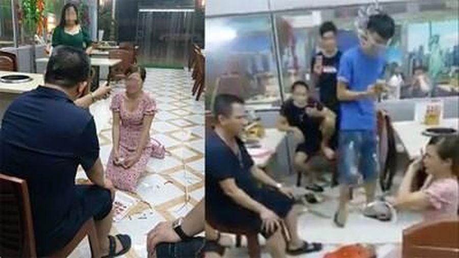 Lý do thay đổi địa điểm xét xử vụ chủ quán bắt khách quỳ xin lỗi ở Bắc Ninh