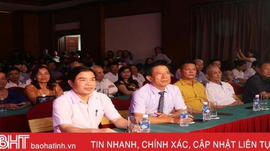 Công chiếu phim tài liệu 'Đại thi hào Nguyễn Du' tại TP Hà Tĩnh
