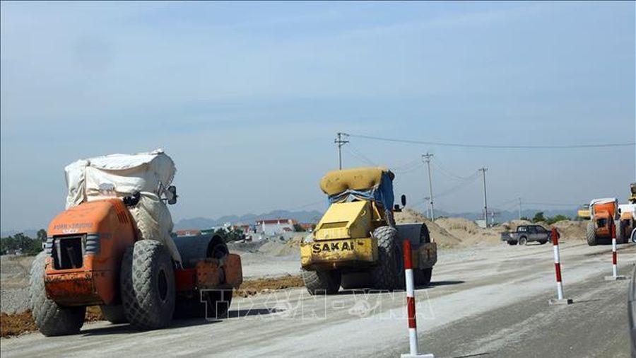 Sắp khởi công 3 dự án thành phần thuộc cao tốc Bắc – Nam