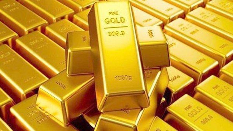 Giá vàng hôm nay 26/9 tăng mạnh, bất chất vàng thế giới rớt giá