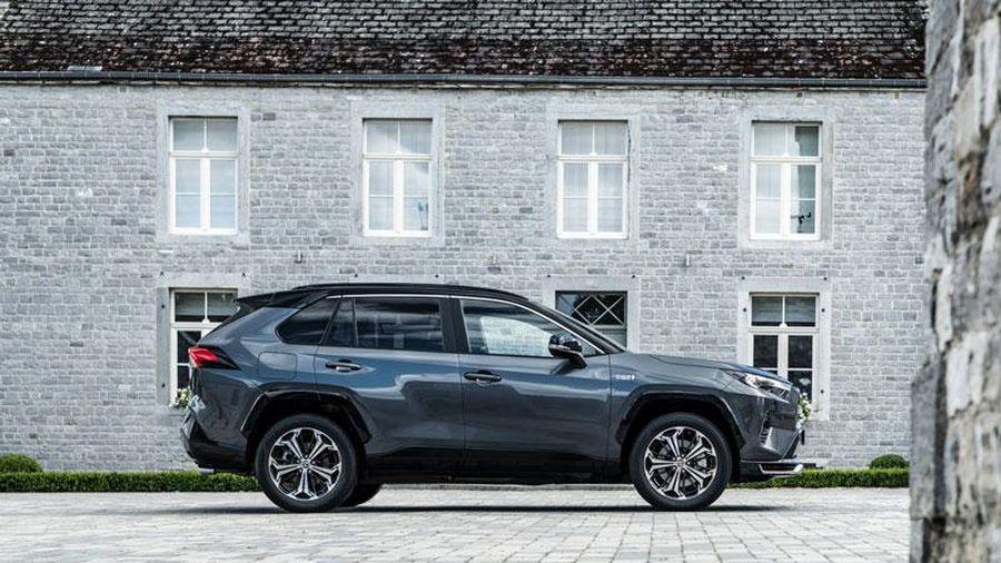 Chi tiết SUV Toyota mạnh 302 mã lực, siêu tiết kiệm nhiên liệu