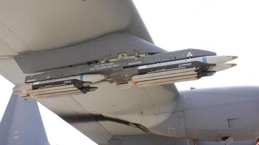 Boeing nhận hợp đồng trị giá 2,2 tỷ USD sản xuất bom đường kính nhỏ