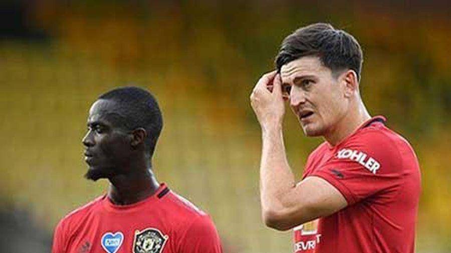 M.U lên đội hình đấu Brighton: Bailly, Greenwood đá chính?