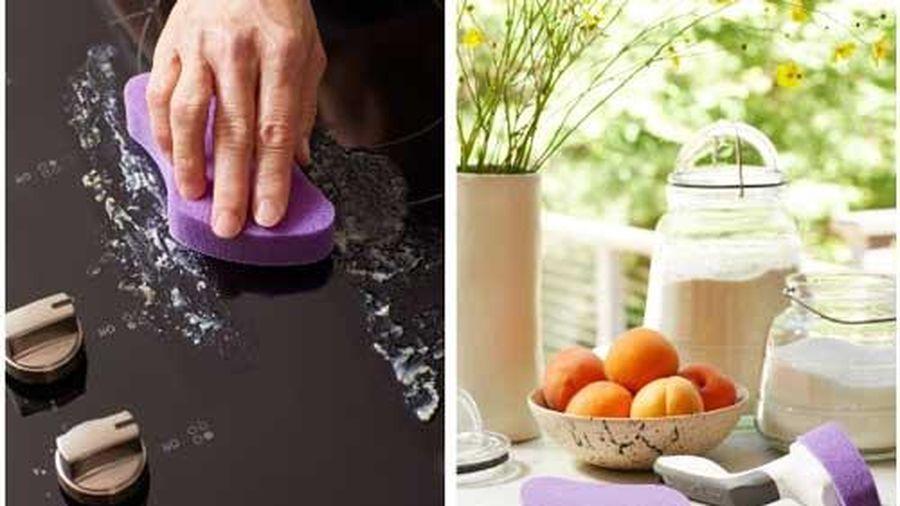 Chỉ mất 5 phút để 'hô biến' căn bếp sạch tinh mỗi ngày chỉ với các mẹo sau
