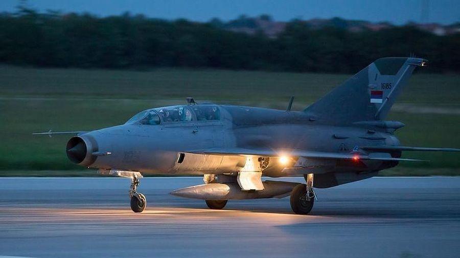 Chiếc MiG-21 sản xuất cuối cùng tại Liên Xô bị rơi