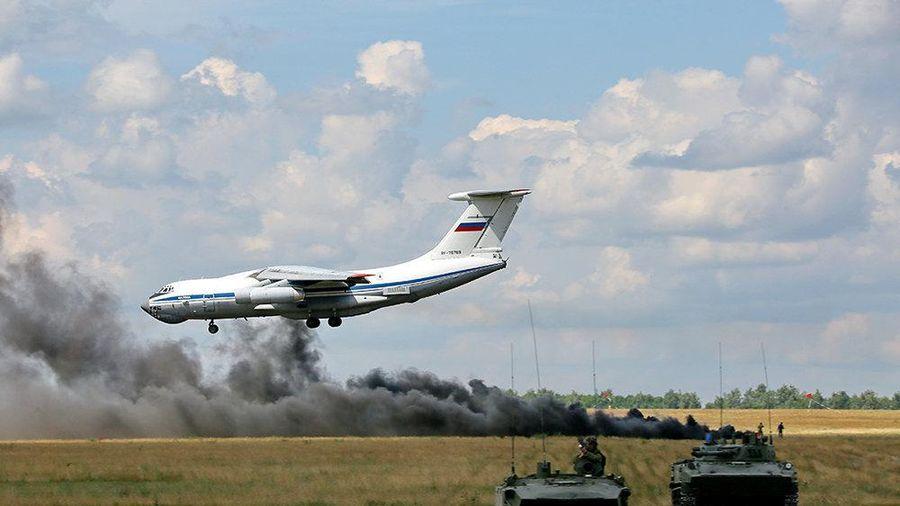 Nga 'hất cẳng' Ukraine khỏi hợp đồng cung cấp An-178 cho Peru