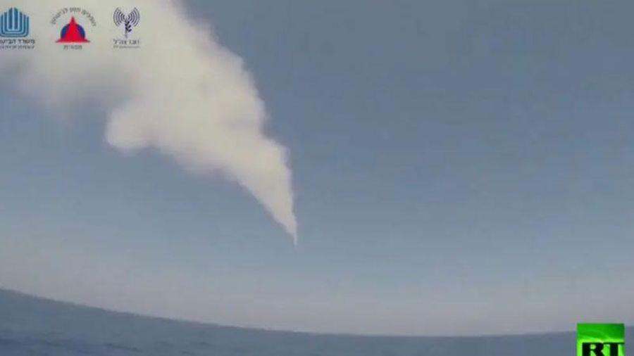 Israel thử thành công hệ thống tên lửa chống hạm mới