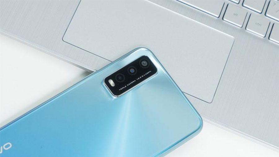 Đánh giá Vivo Y20s: Chip S460, RAM 6 GB, pin 5.000 mAh, giá 4,99 triệu ở Việt Nam