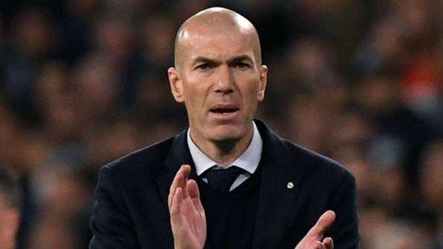 HLV Zidane nói gì trước cuộc 'thay máu' tập thể ở Barca?