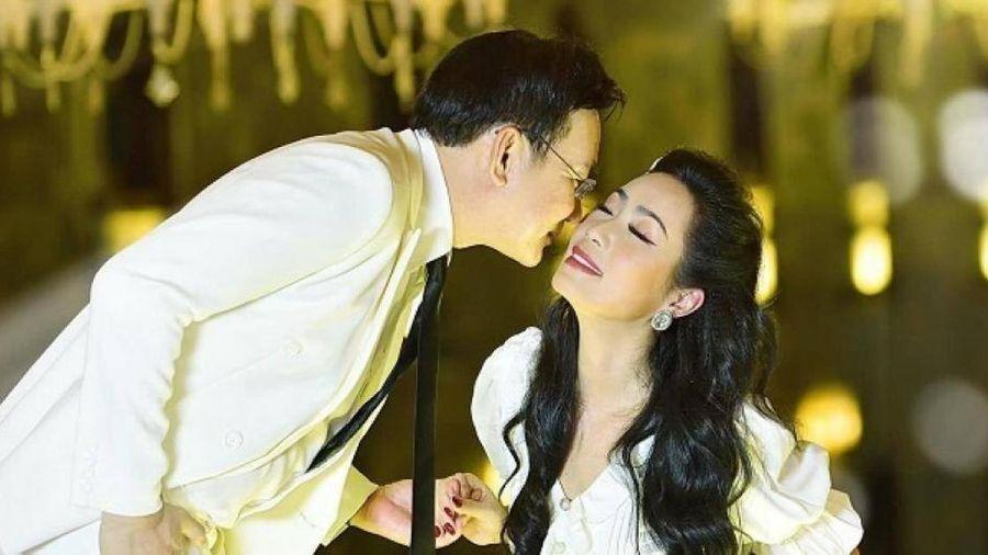 Á hậu Trịnh Kim Chi: Chồng không phải đại gia nhưng là người hiếm có