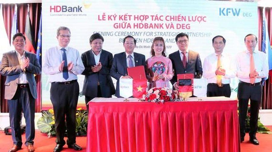 HDBank phát hành trái phiếu chuyển đổi cho đối tác chiến lược