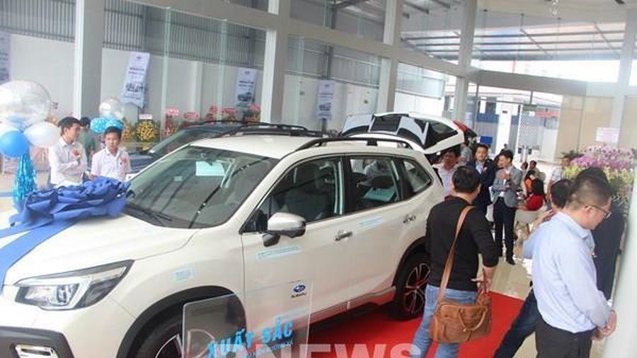 Khai trương đại lý Subaru Đồng Nai và trung tâm dịch vụ Subaru Bình Triệu