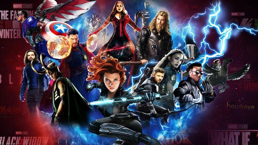 Marvel một lần nữa xáo trộn lại Giai đoạn 4 của MCU: Phải chăng là do thất bại của 'Mulan' và 'Tenet'?